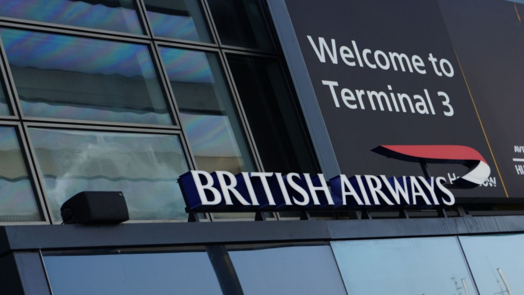 Welcome To Terminal 3