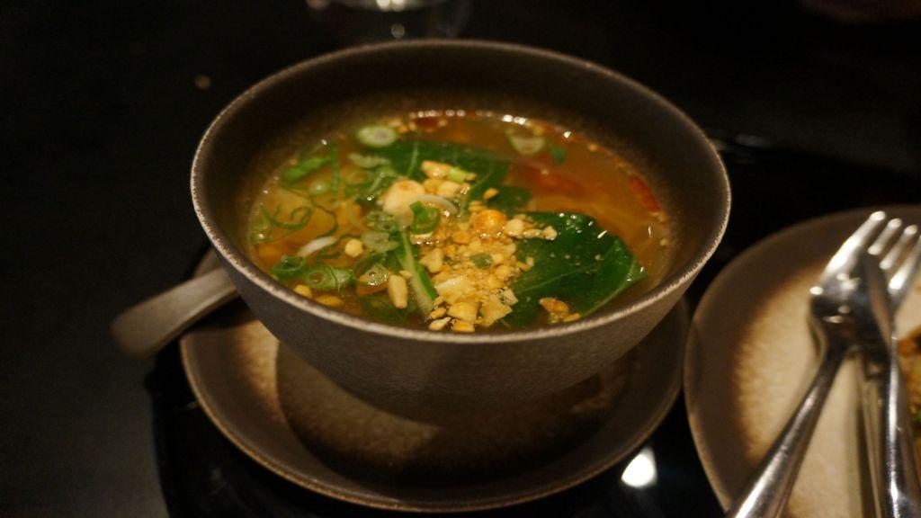Lounge Won Ton Soup